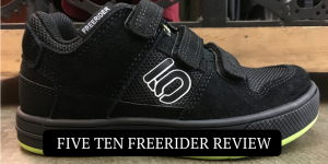 five ten freerider mountain bike shoen review