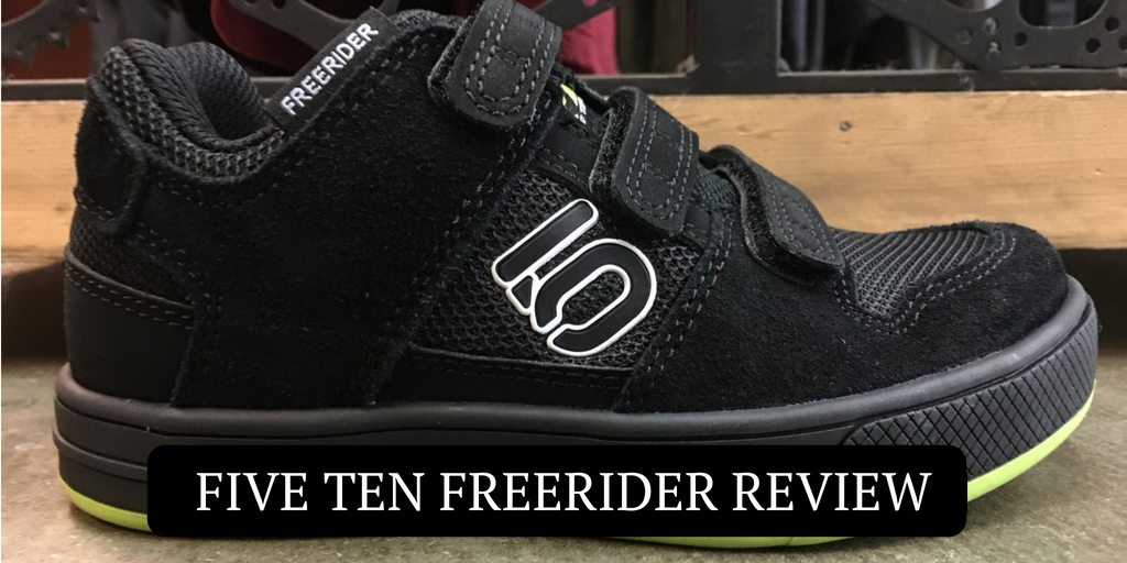 five ten freerider mountain bike shoen review