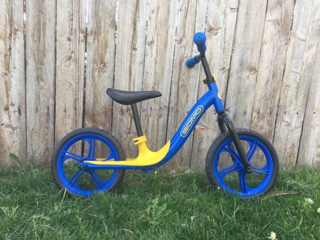 gomo balance bike review