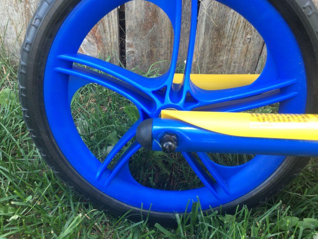 gomo balance bike wheels