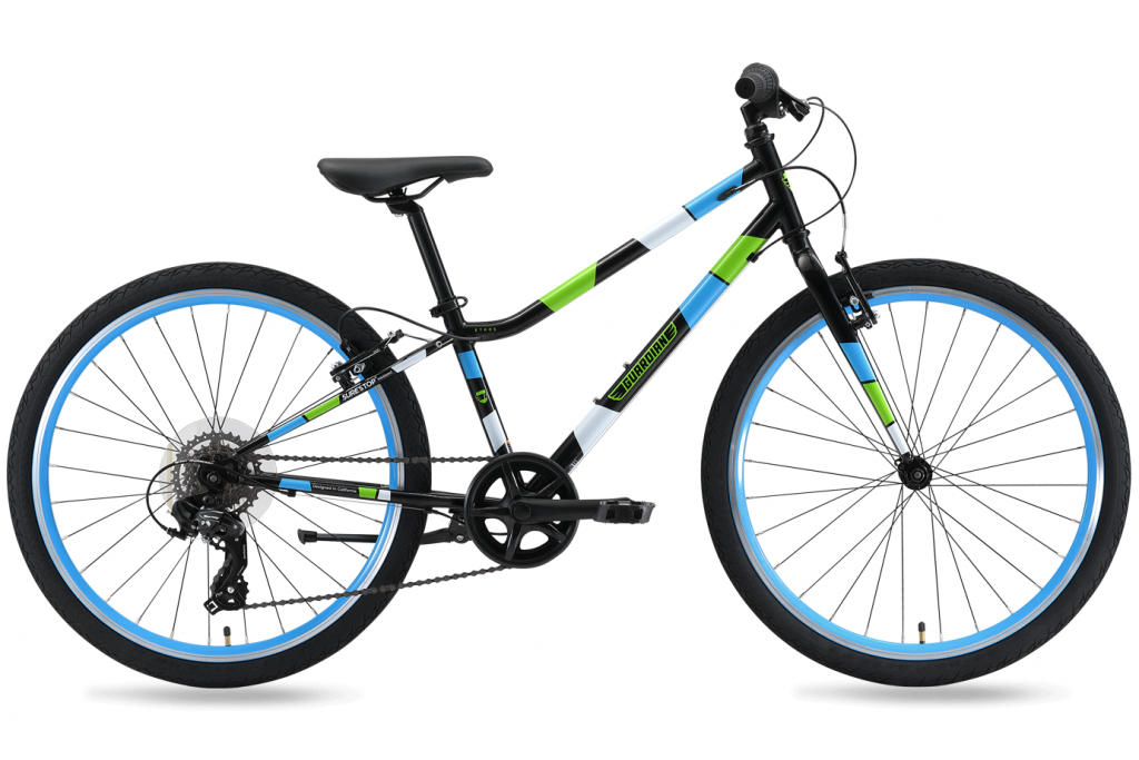 guardian ethos kids 24 inch bike