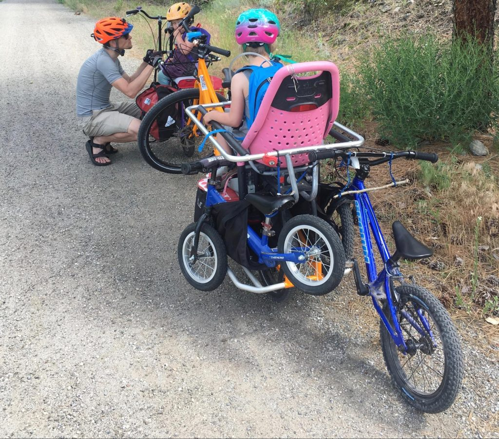 Xtracycle Edgerunner and Kids Bikes