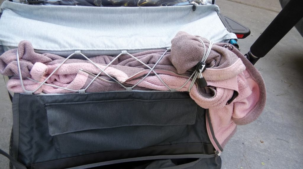 jacket storage