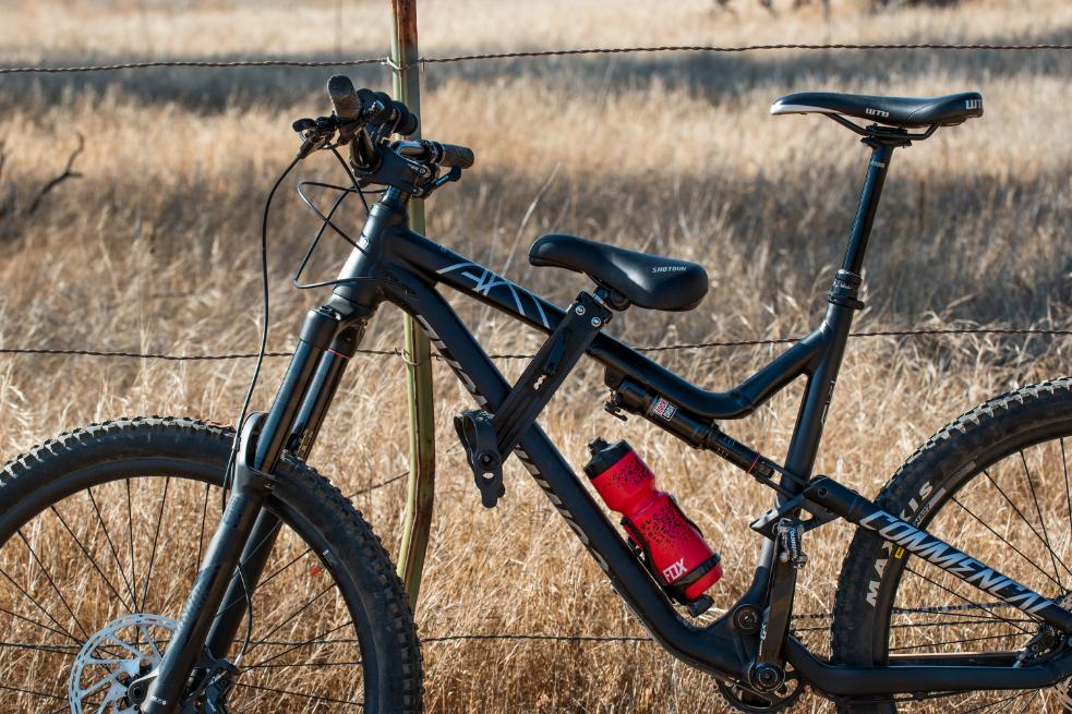kids ride shogun pro mountain bike seat review