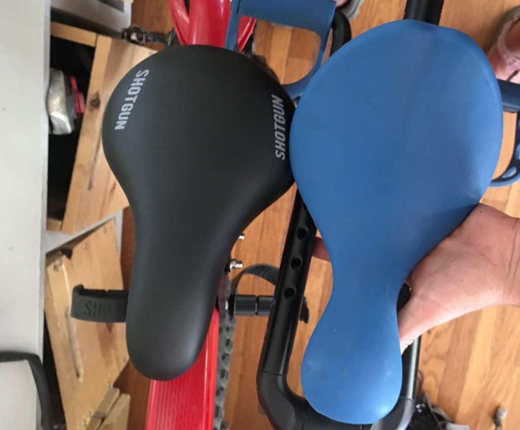 krs seat compared to macride