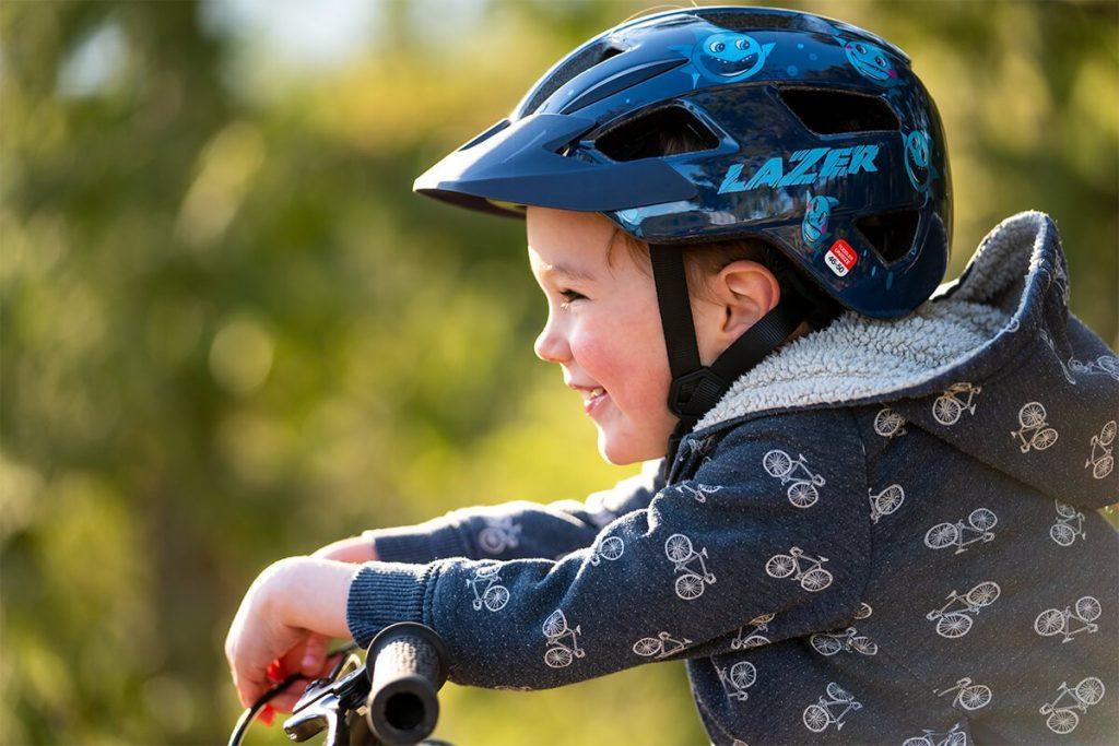 lazer lil gekko toddler helmet