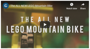 lego mountain bike