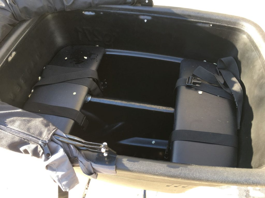 madsen bucket interior