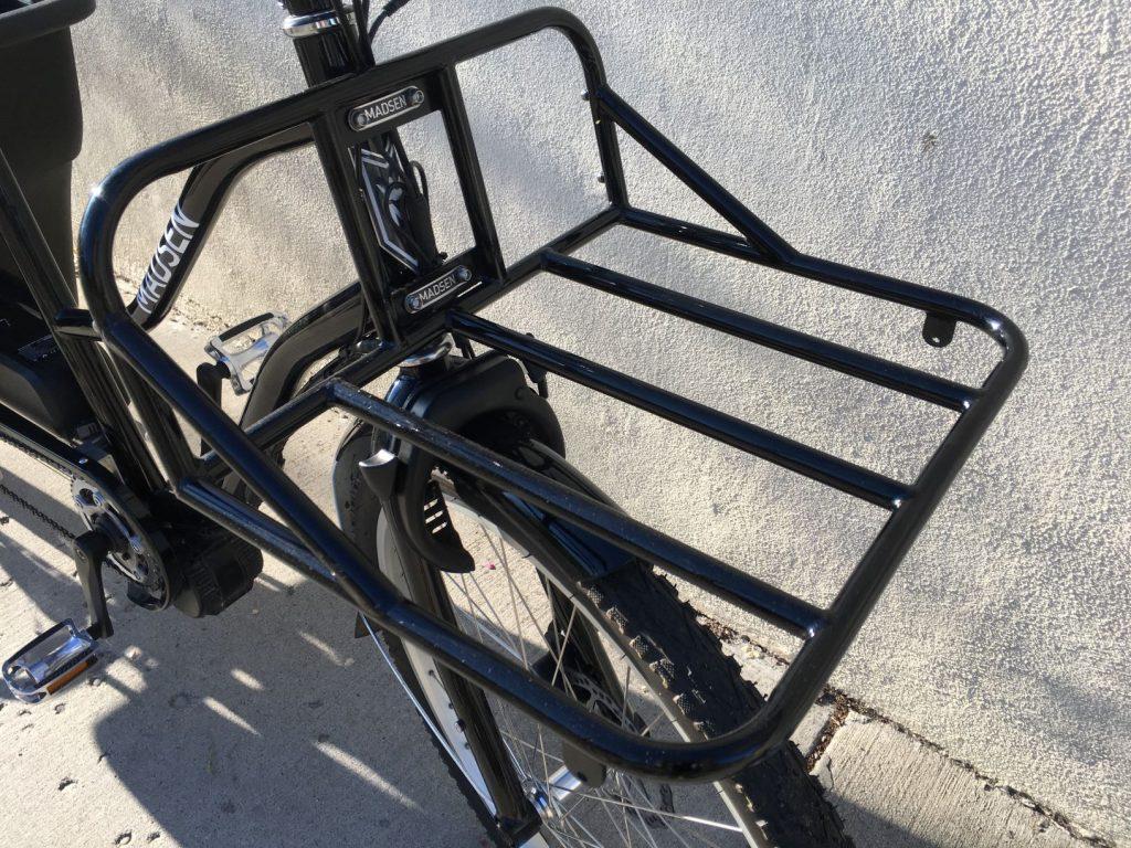 madsen front rack