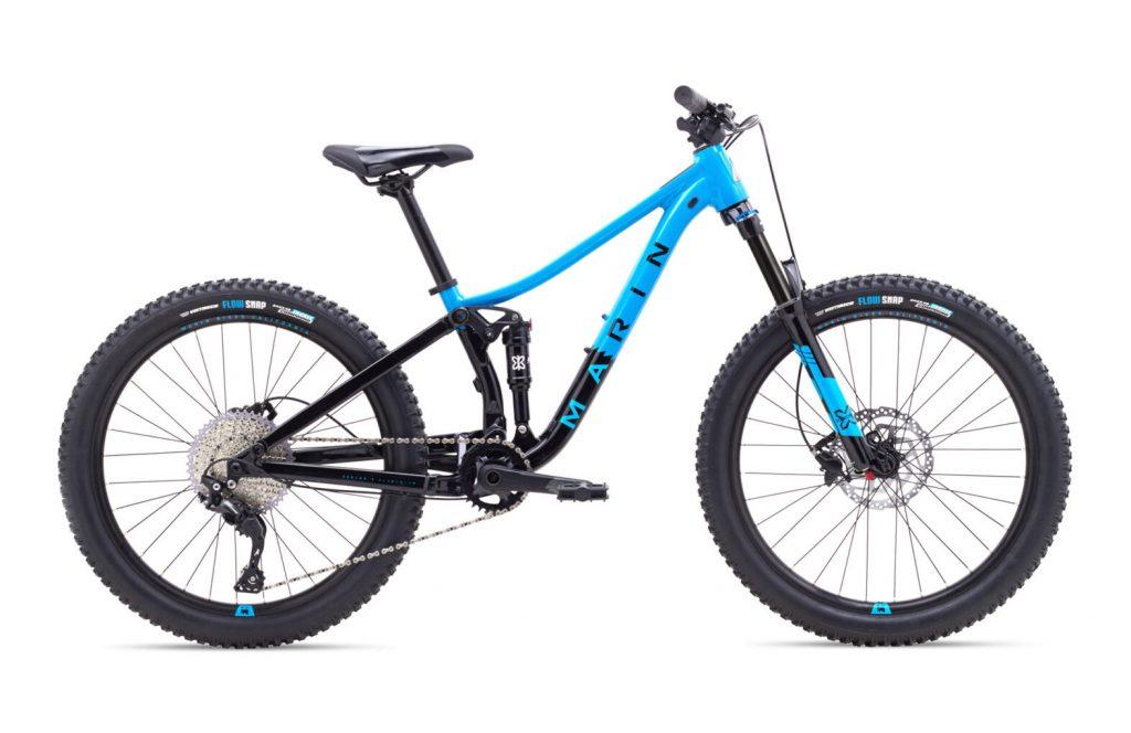 marin hawkhill 24 inch mountain bike
