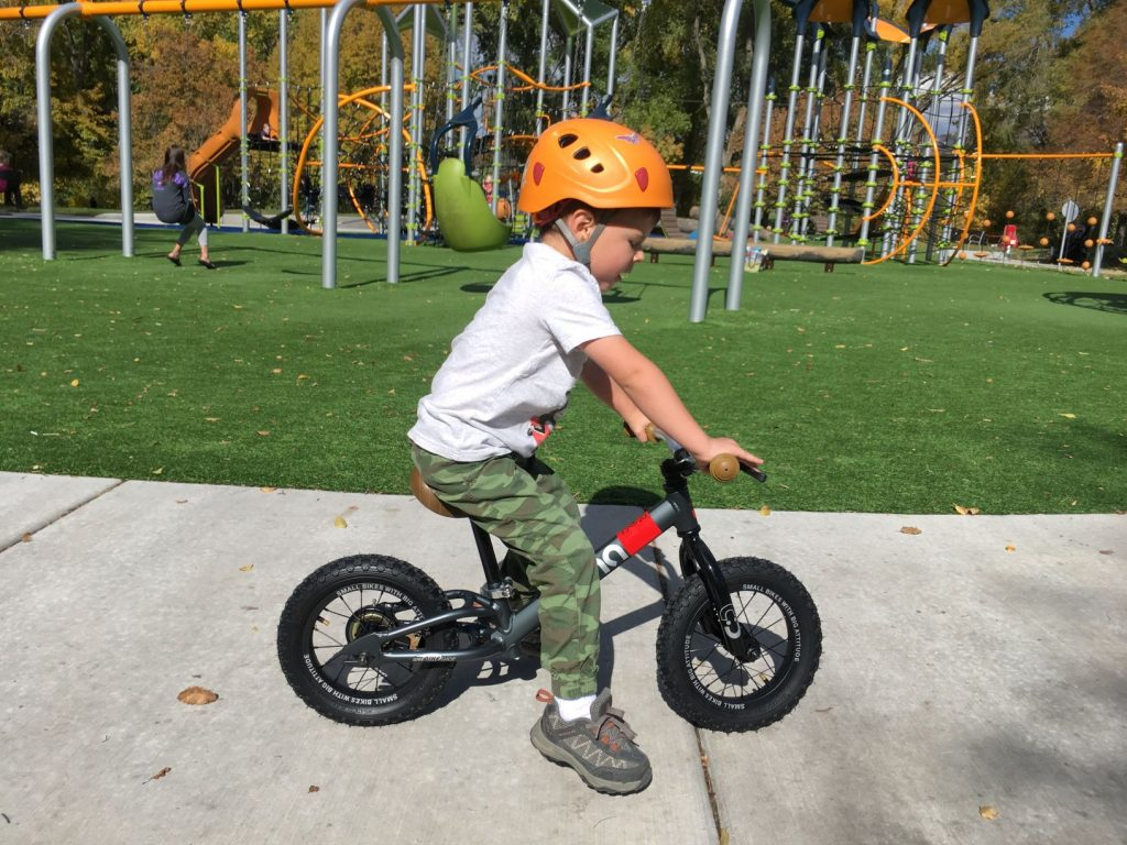 muna balance bike