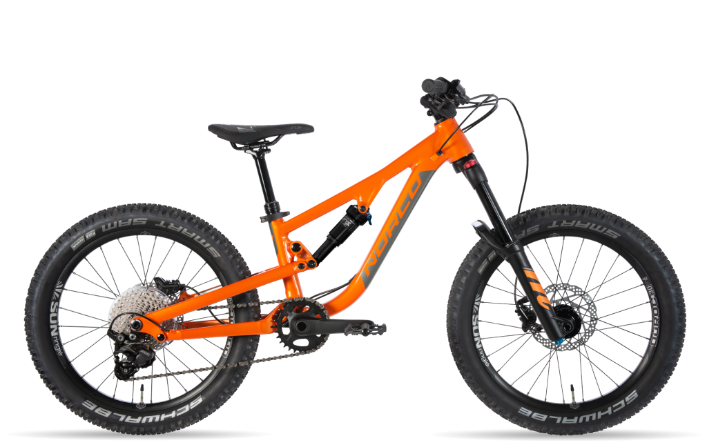 norco fluid 20 inch mountain bike