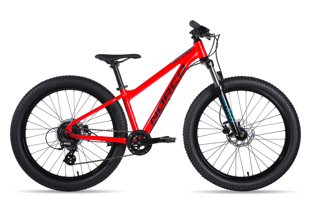 norco fluid 4.3+ 24 inch kids bike
