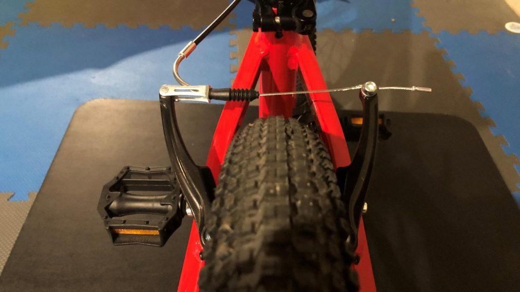 orbea mx 20 brakes
