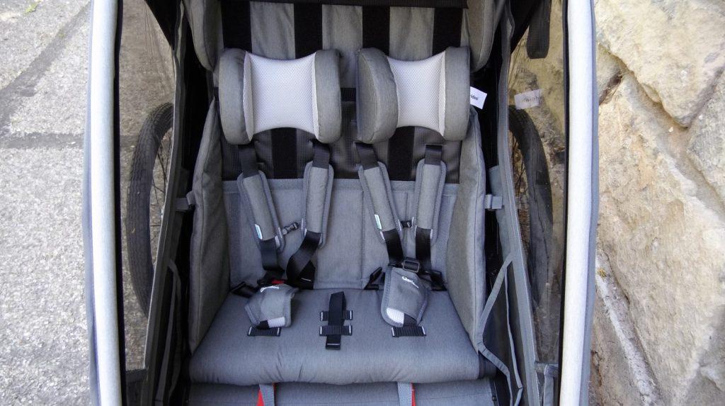 padded seats