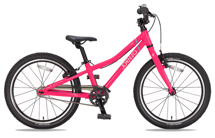 pello reddi 20 inch girls bike