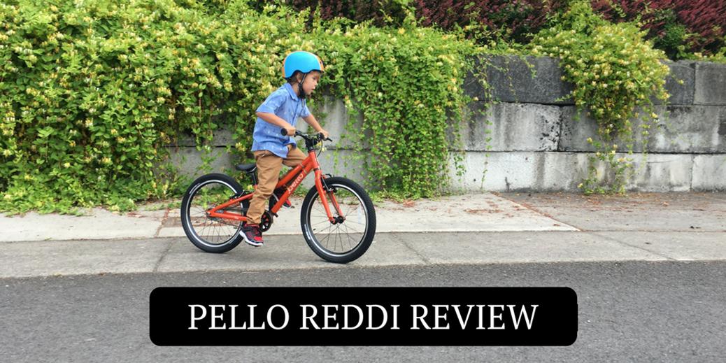 pello reddi 20 inch kids bike review