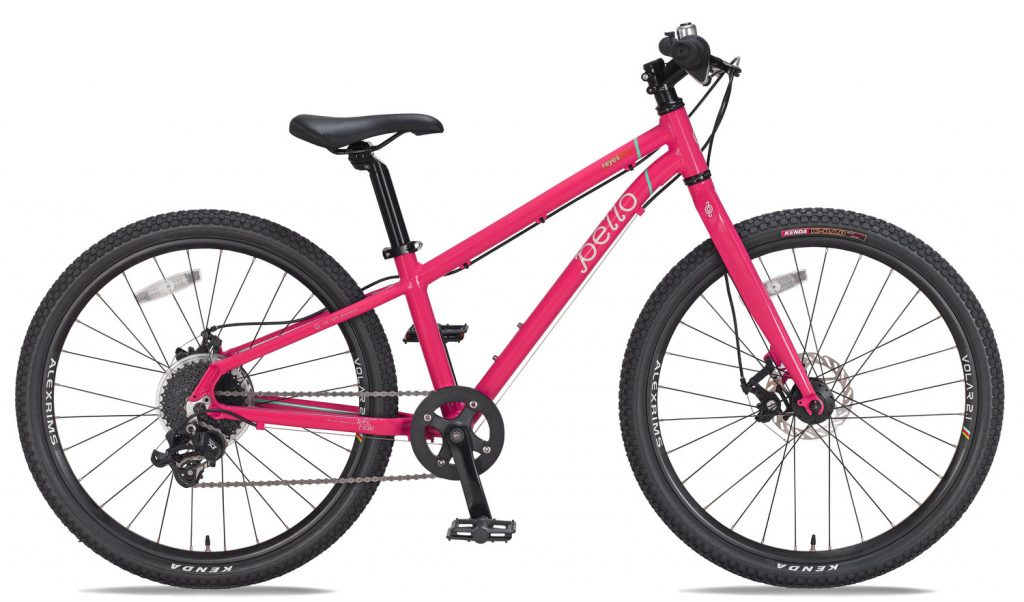 pello reyes 24 inch kids bike
