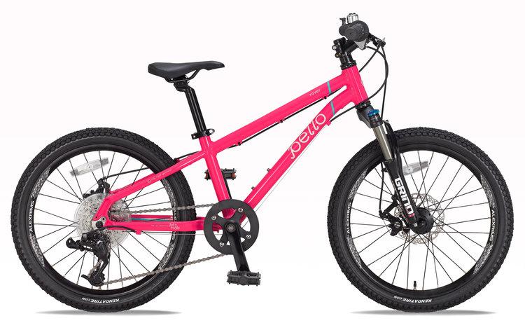 pello rover 20 inch mountain bike