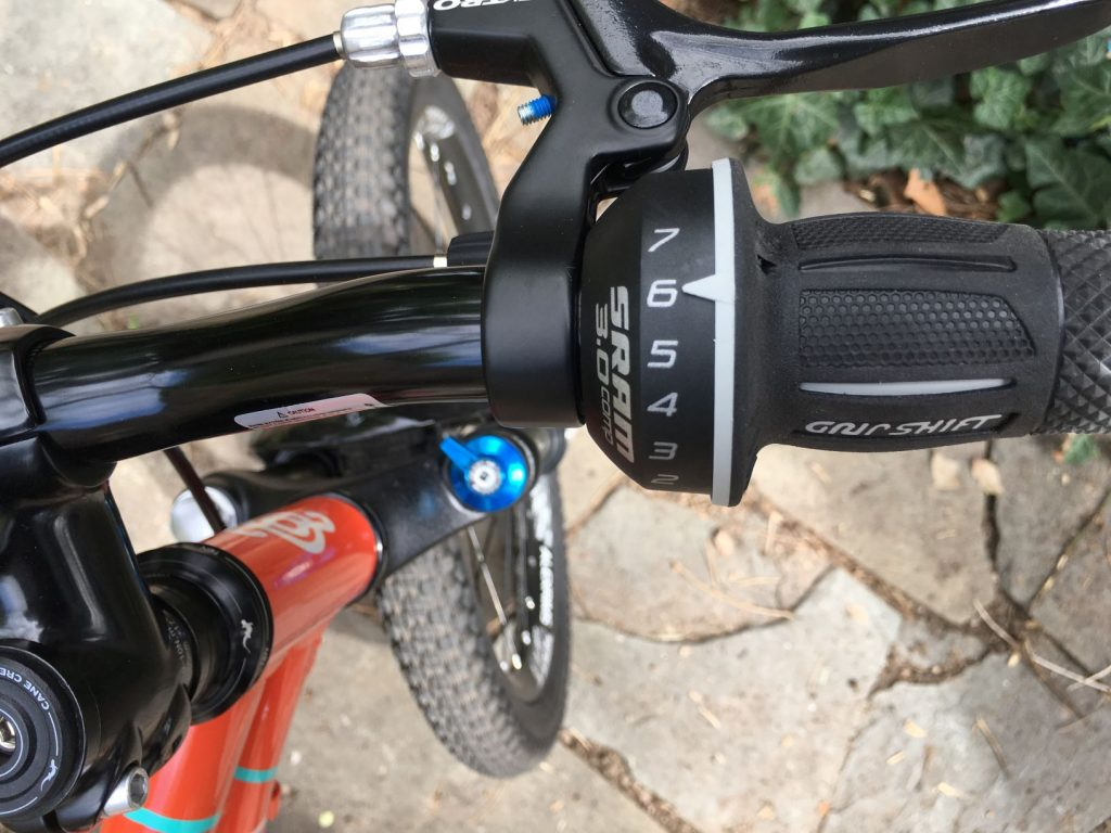 pello rover grip shifter