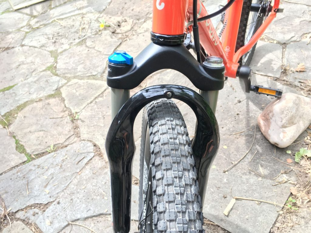pello rover spinner suspension fork