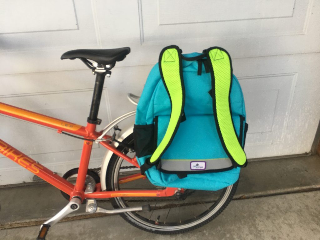 po camp backpack pannier
