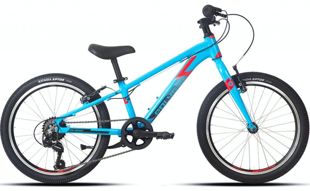 polygon premier 20 inch kids bike