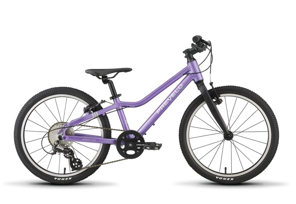 prevelo alpha three purple