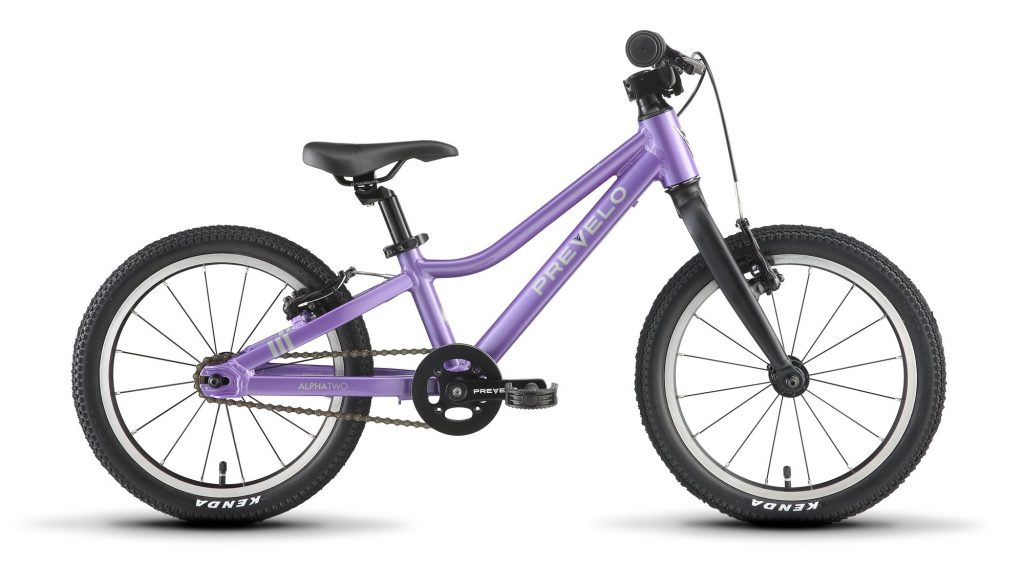 prevelo alpha two 16 inch girls bike