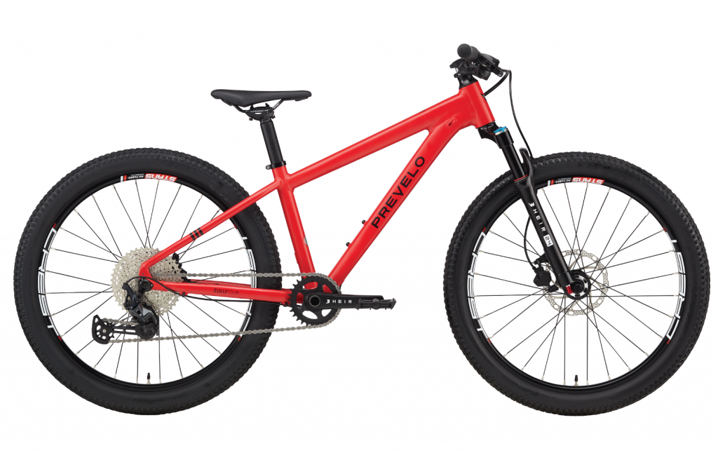 prevelo zulu four heir 24 inch mountain bike