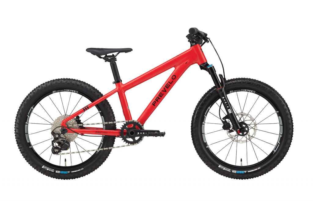 prevelo zulu three heir 20 inch mountain bike
