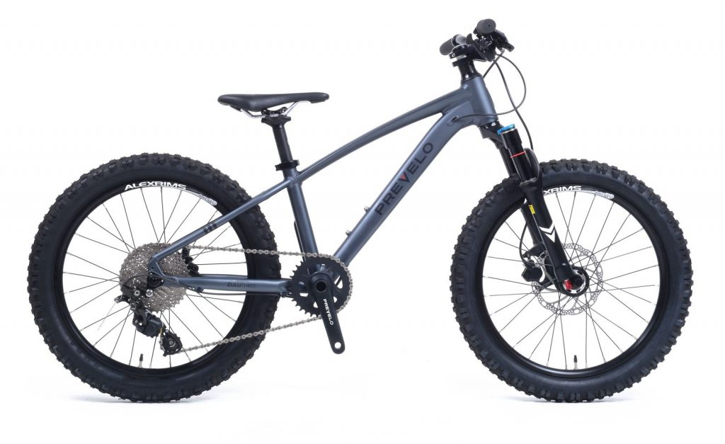 prevelo zulu three heir 20 inch mountain bike
