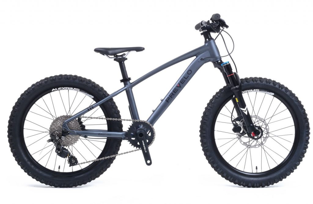 prevelo zulu three mountain bike