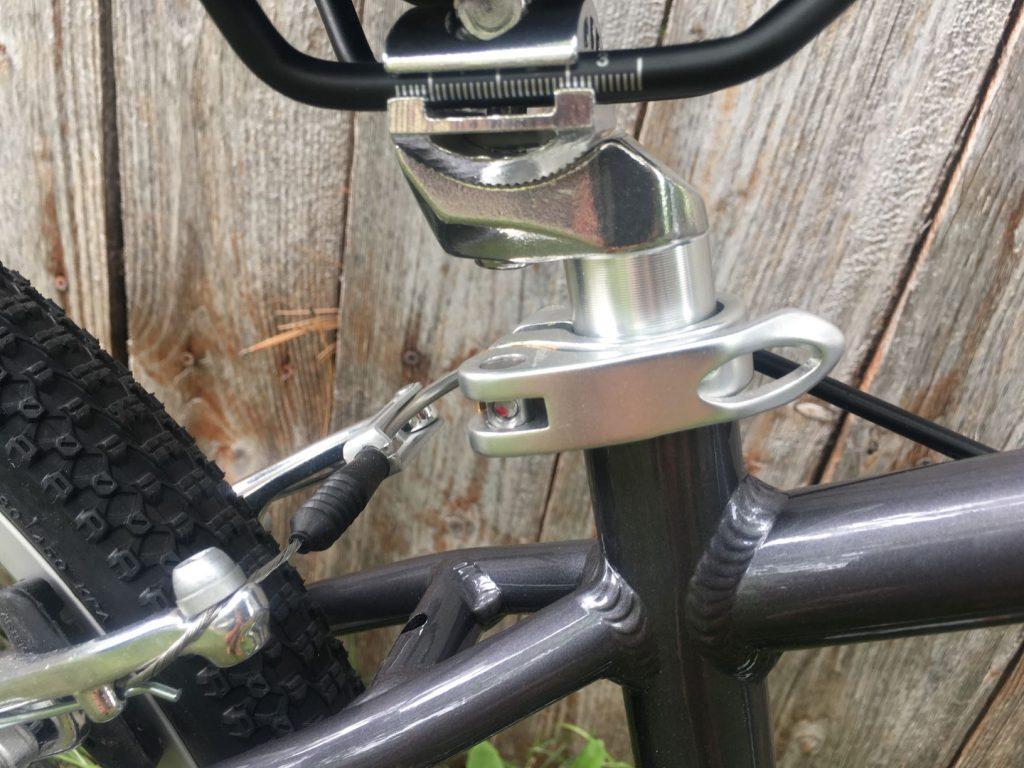 priority start 20 quick release seatpost collar