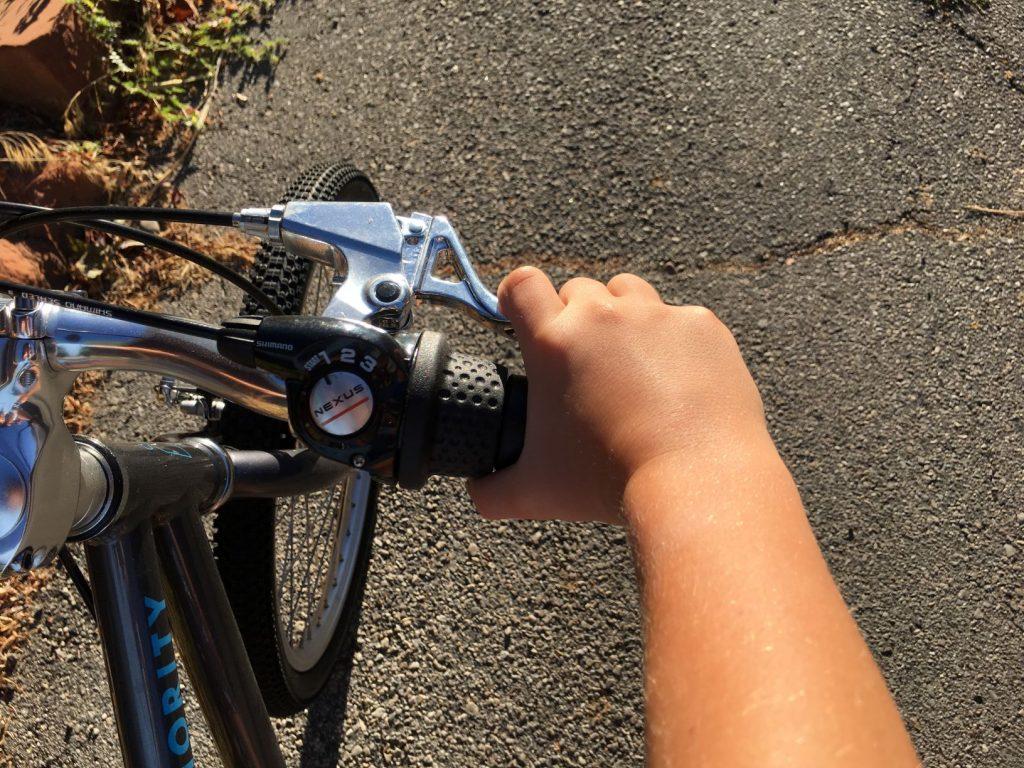 priority start brake levers