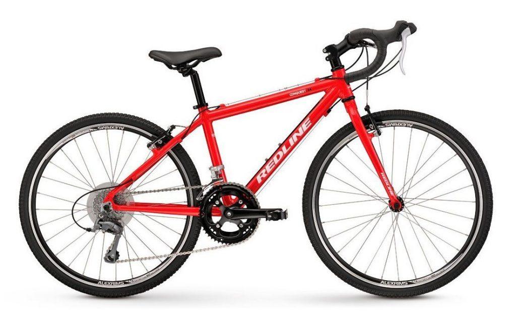 redline conquest kids cyclocross bike