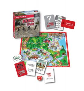 schwinn bicycle board game