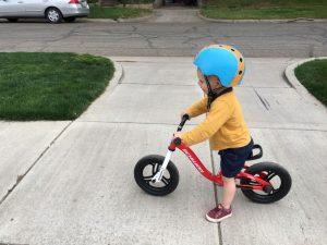 schwinn koen balance bike sizing