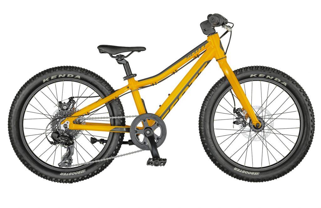 scott scale rigid 20 inch mountain bike