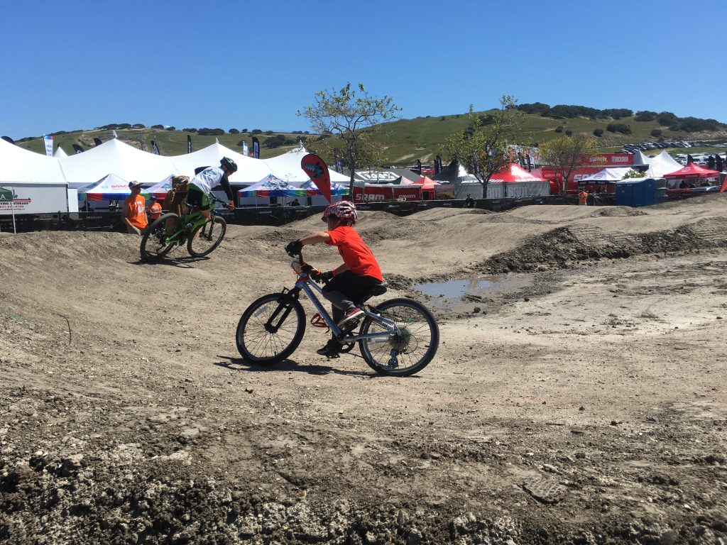 sea otter pump track