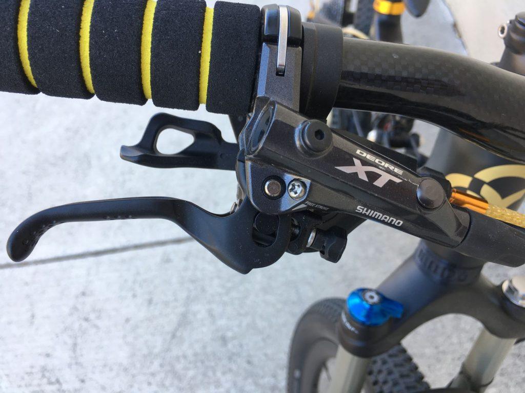 shimano brake lever