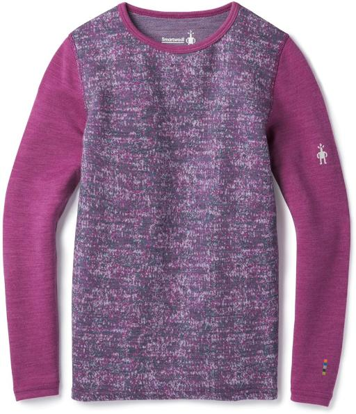 smartwool kids base layer