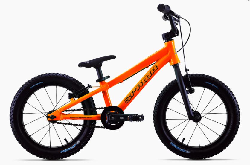 spawn yogi 16 inch mountain bike