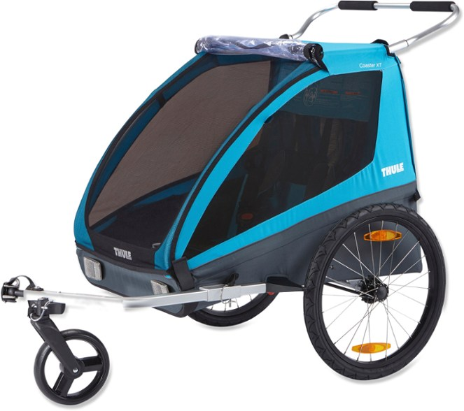 Thule Coaster XT Double Bike Trailer