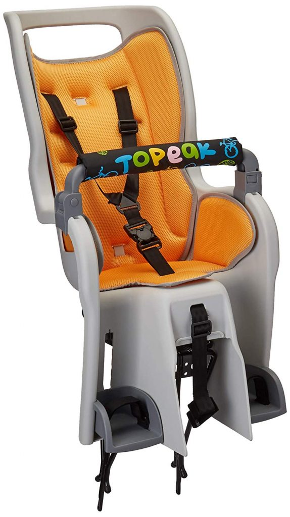5 Best Rear Mounted Bike Seats For Your Child Or Baby