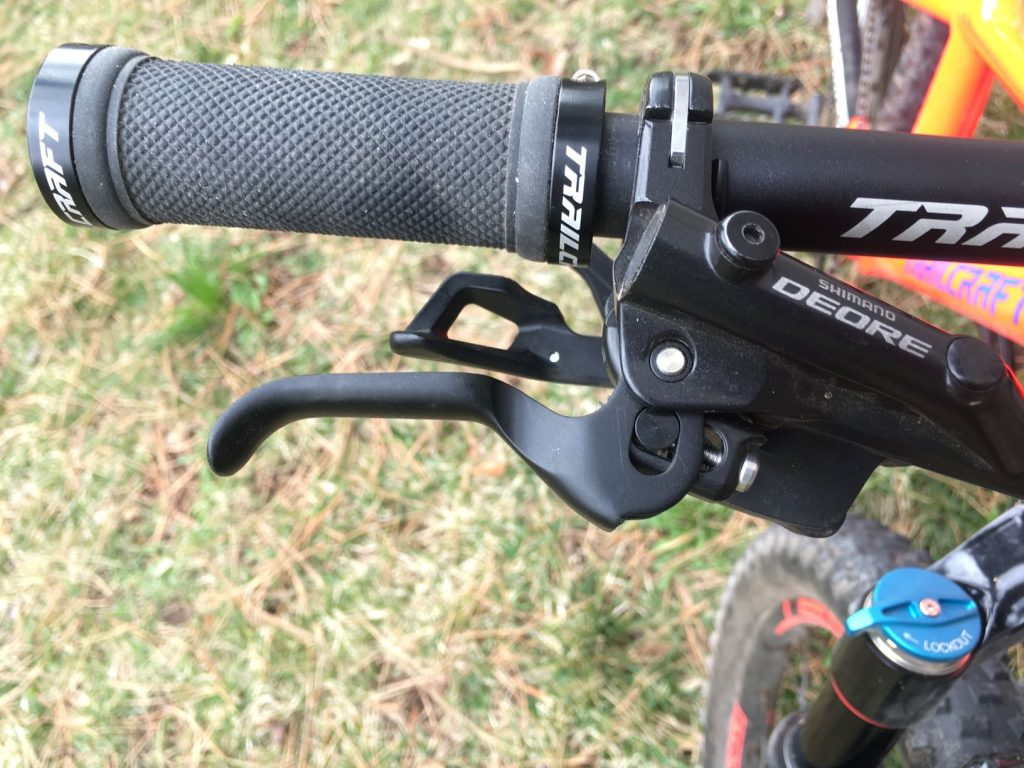 trailcraft blue sky 20 brake levers