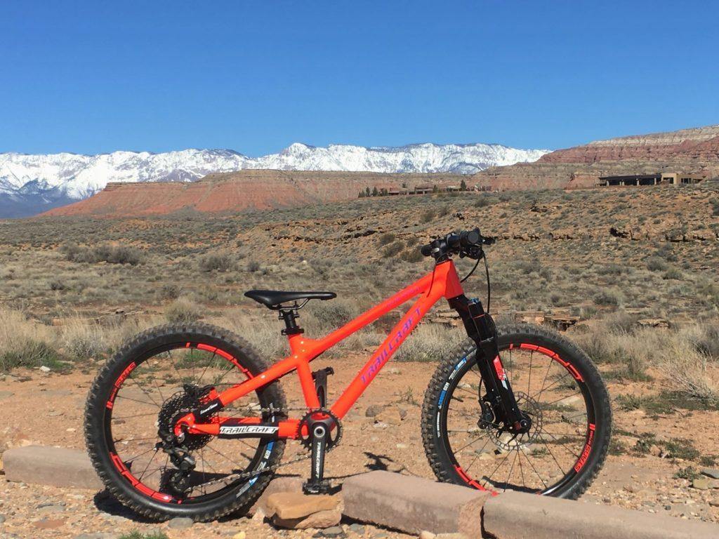 Mountain Bike Reviews >> Trailcraft Blue Sky 20 Kids Mountain Bike Review Rascal Rides