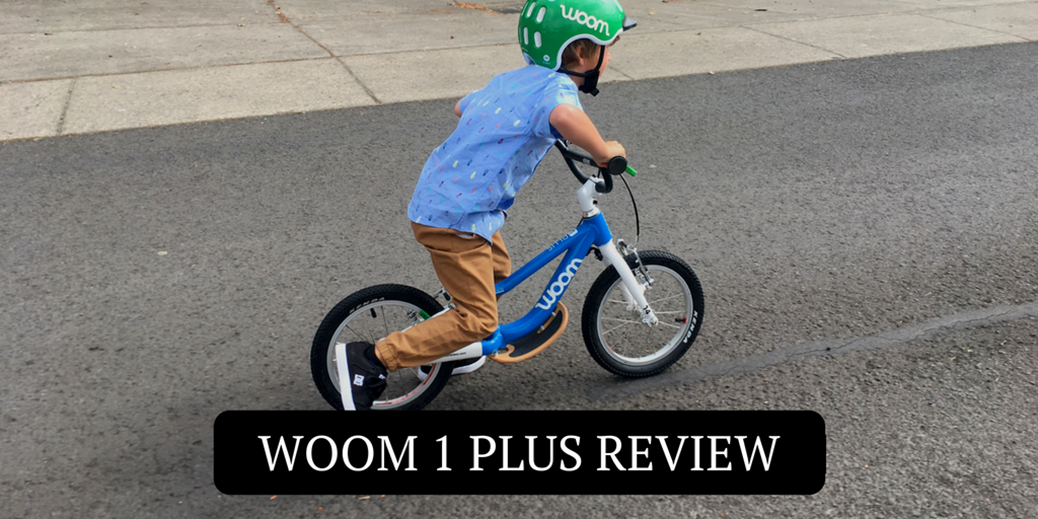 woom 1 plus review