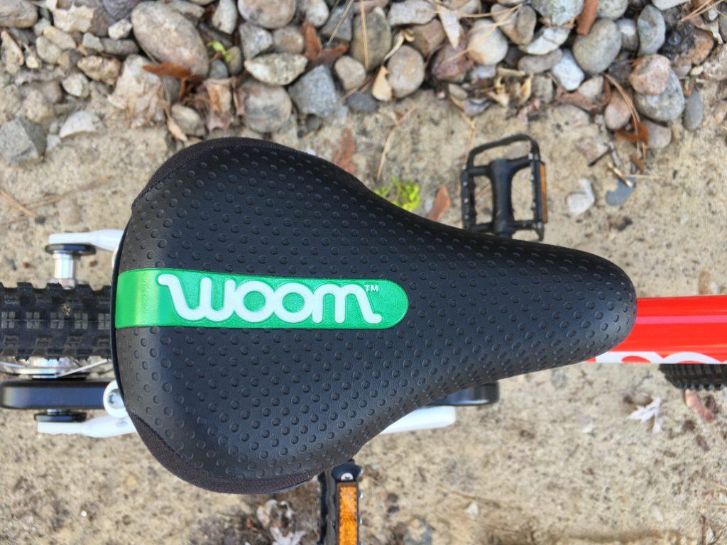 woom 2 saddle