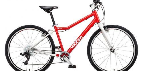 """woom 5 24"""" kids bike"""